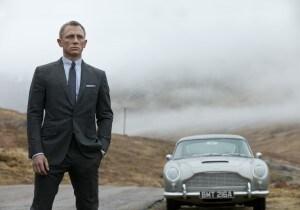 Nei panni di James Bond