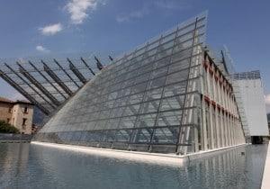 Apre il MUSE, nuovo museo della scienza di Trento
