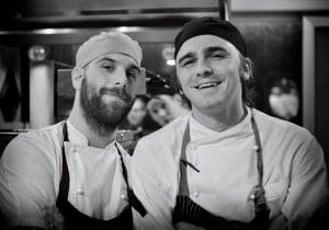 """Due chef """"al mercato"""""""
