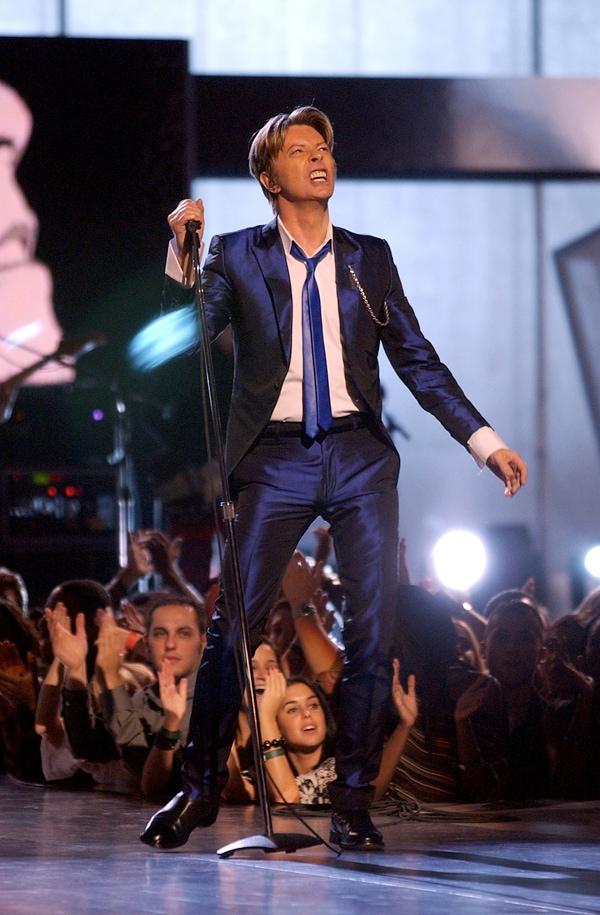 Bowie-blu