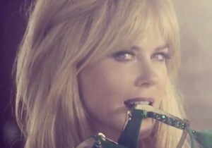 Jimmy Choo e Nicole Kidman, diva Sixties – Il video
