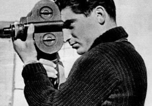 Robert Capa, il cinema, gli amori