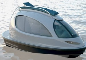 Jet Capsule, lo yacht diventa mini