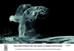 La nuova Rolls Royce Wraith