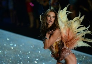 Alessandra Ambrosio, Top Angel di Victoria's Secret