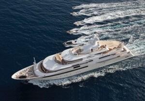 Yacht Chopi Chopi, eleganza e tecnologia