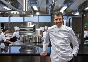 Lo chef Andrea Berton e il nuovo ristorante a Milano