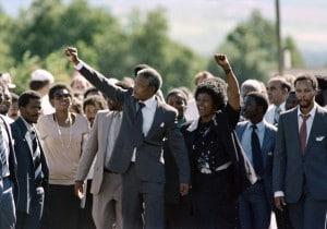 Nelson Mandela, i luoghi della formazione politica