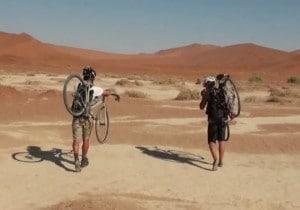 Le biciclette Cinelli al Tour d'Afrique 2013