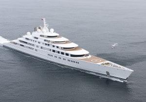 I 5 yacht più costosi del mondo