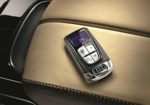 Le nuove chiavi per auto sono gioielli tecno