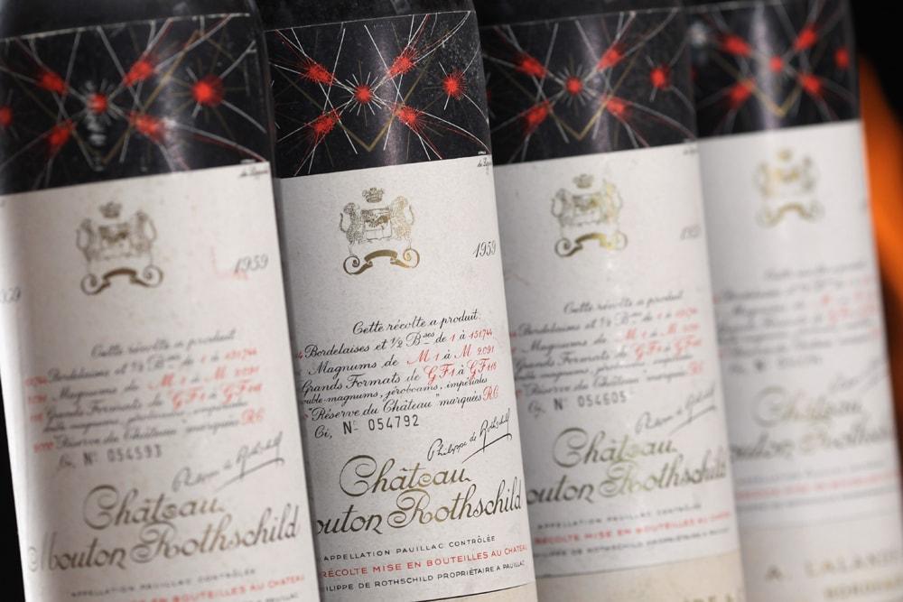 b307cc246d I 10 vini più costosi del mondo - Icon