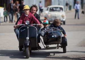 Vespa World Days, questione di stile