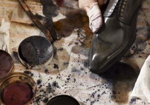 Il made in Italy delle scarpe Louis Vuitton a Pitti 86