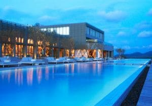 Resort di lusso a Phuket: Point Yamu