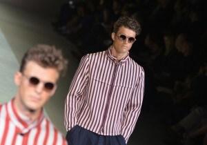 La moda uomo di Giorgio Armani