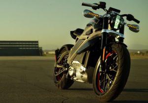 La prima moto Harley-Davidson elettrica