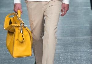 Tutti i colori delle borse da uomo