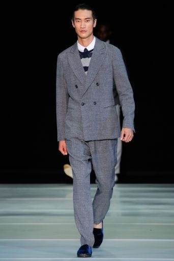 promo code 4a0e8 49538 Giorgio Armani: 80 anni di stile - Icon