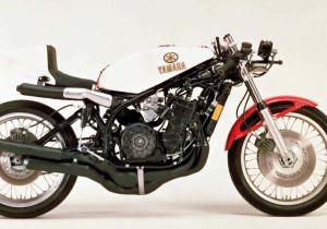 Le 5 moto Yamaha più belle