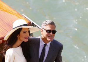 George Clooney e il suo matrimonio