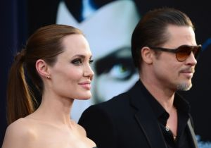Angelina Jolie e Brad Pitt sposi