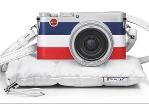 Fotocamera Leica: due interpretazioni di moda