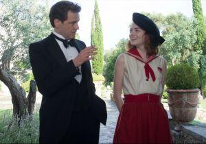 Emma Stone protagonista del film Magic in The Moonlight