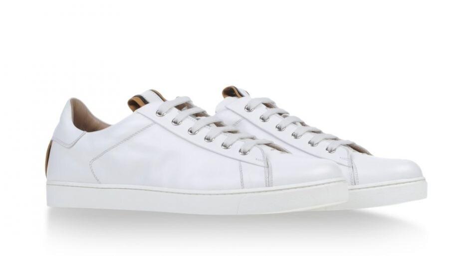 Sneaker bianche e nere: 7 modelli per la primavera Icon