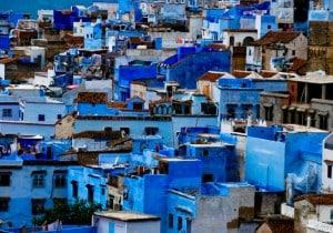 5 viaggi originali nel blu