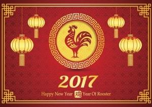 Capodanno cinese: inizia l'Anno del Gallo
