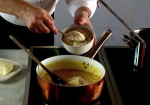 Il risotto allo zafferano: ricetta