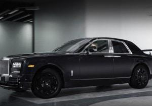 'Progetto Cullinan', il nome in codice del suv Rolls Royce