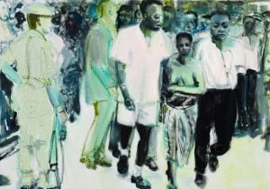 Marlene Dumas, l'arte e l'uomo alla Fondation Beyeler