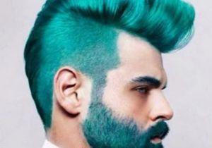 Capelli e barbe colorati: la tendenza Merman