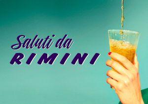 Saluti da Rimini, firmato Maurizio Cattelan