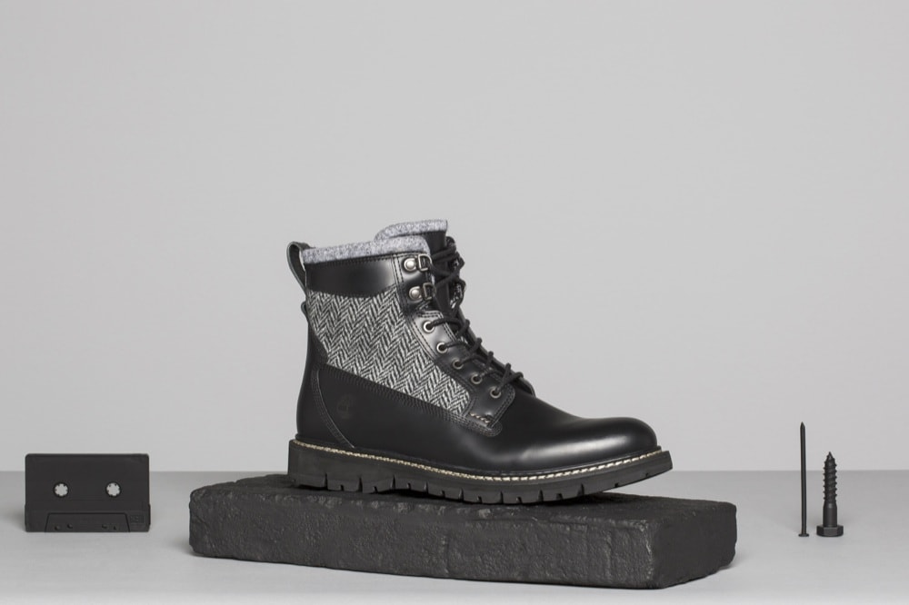 timberland black forest