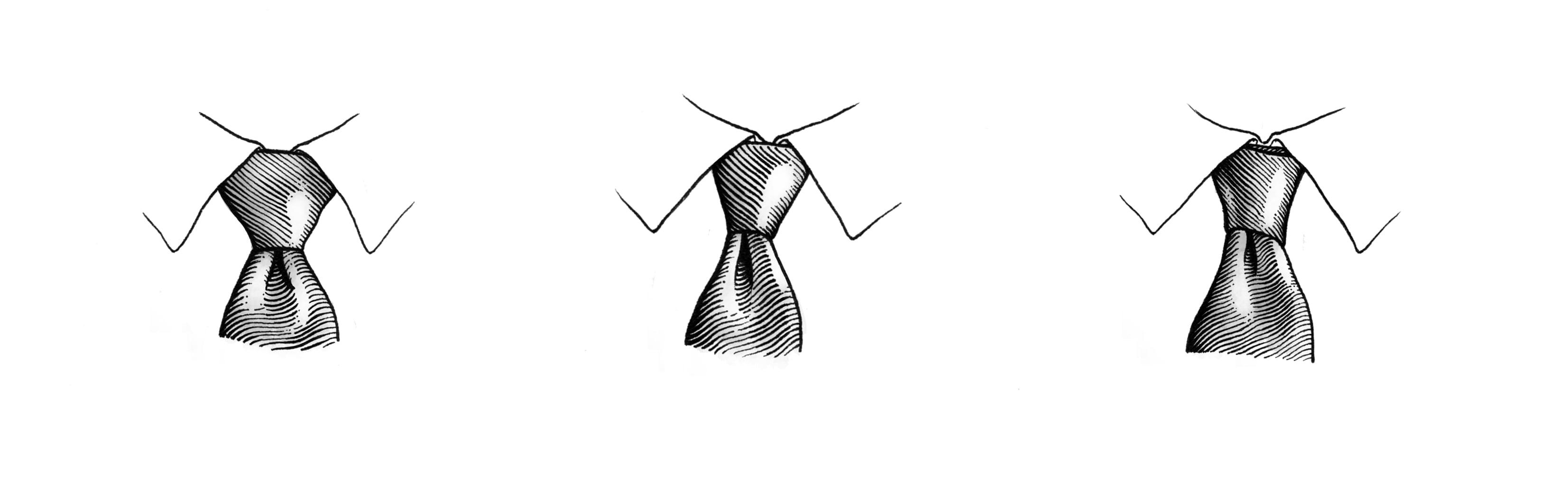 nodi cravatta