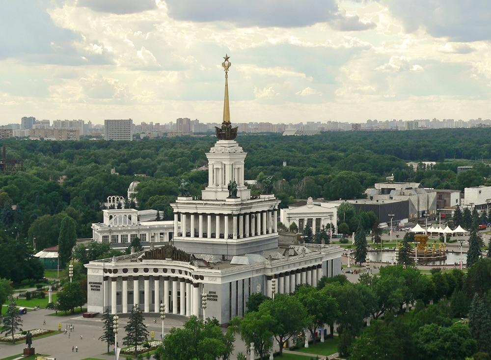 Mosca Vdnkh