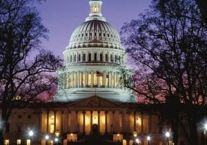 Washington in autunno per uomini d'affari