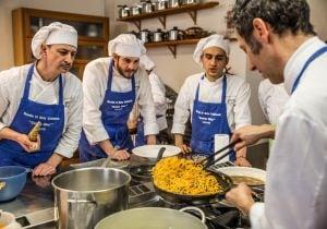 5 scuole di cucina per imparare a cucinare il pranzo di Natale