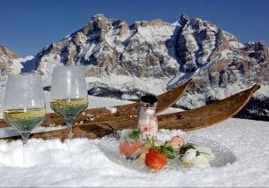 Una ricetta per il Natale, dalle piste da sci