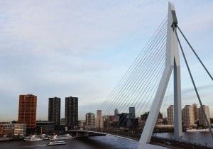 Rotterdam e le sue ardite architetture