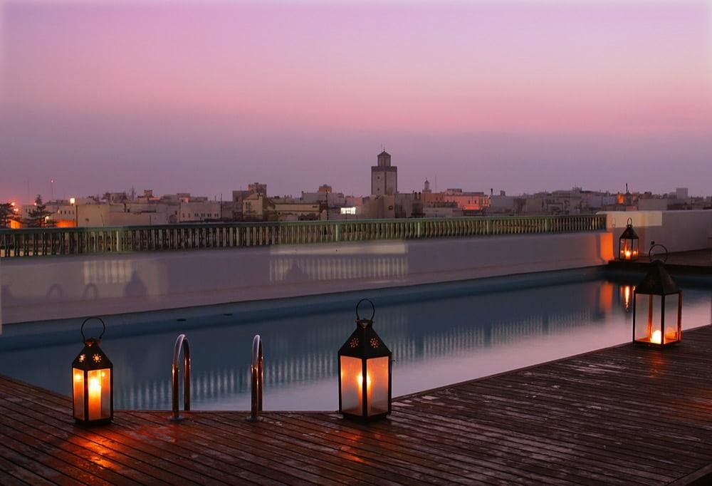 HEURE BLEUE Essaouira