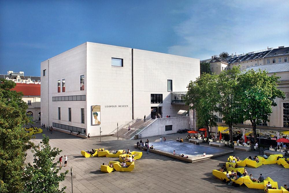 Vienna Leopold Museum