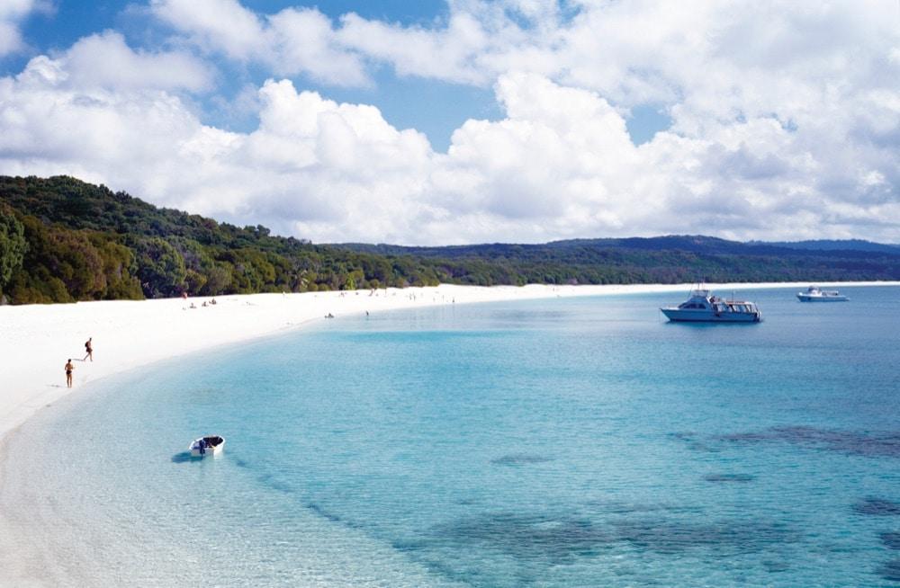 Australia Whitehaven Beach