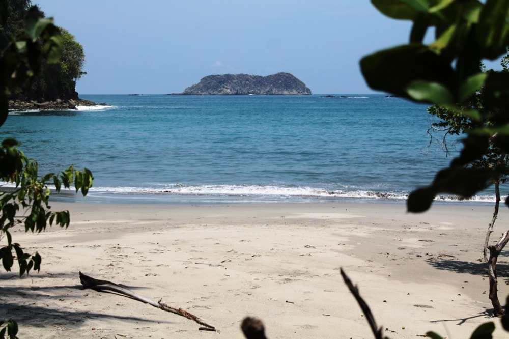 Costa Rica Playa Manuel Antonio