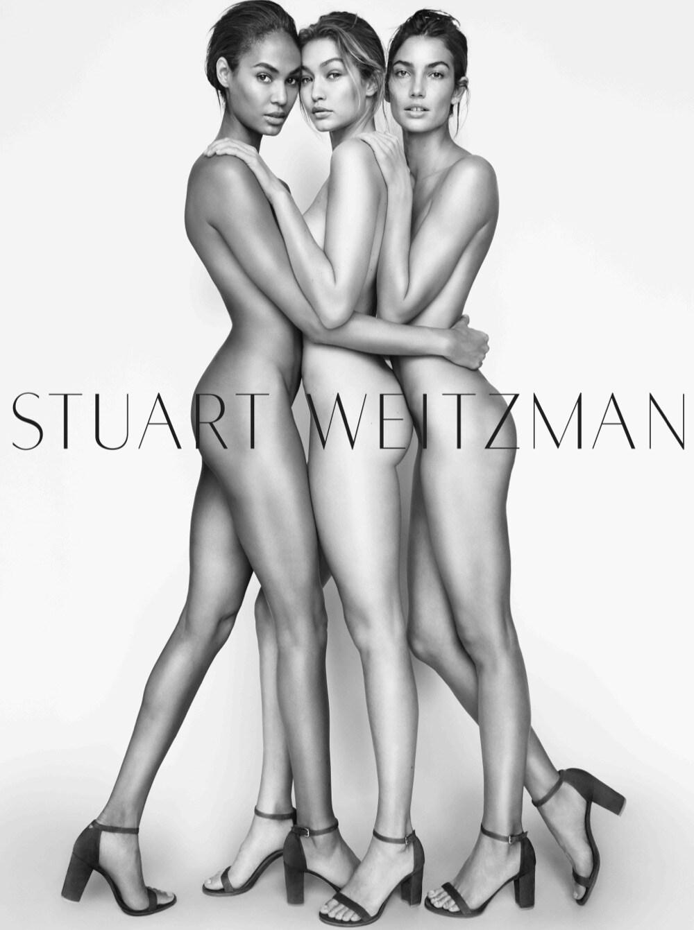 Stuart Weitzman_SS16 Adv Campaign_NEARLYNUDE