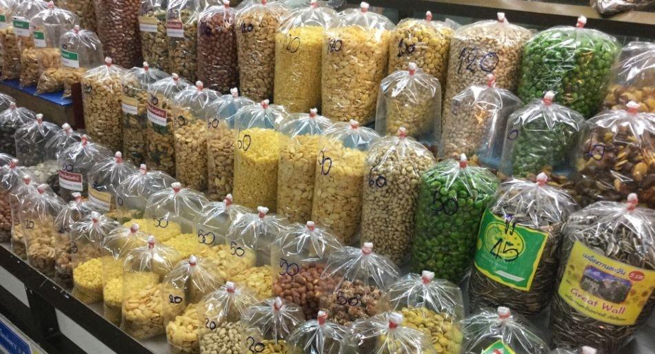 Thailandia-Paolo-Griffa-Chiang-Mai-Huang-Mai-Market-legumi