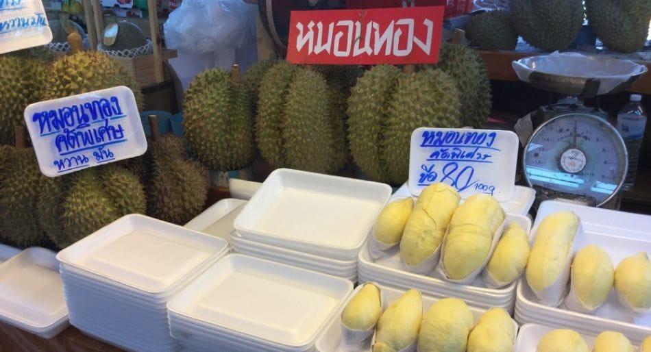 Thailandia-Paolo-Griffa-Chiang-Mai-Waroros-Market-Durian-3